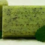 Zitronenmelisse Florex Schafmilchseife 100g