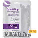 Fußmaske Lavender Nature Exfoliating Socks - Peeling - Iroha Nature