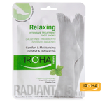 Fußmaske Intensiv Peppermint Socks - Relaxing - Iroha Nature