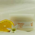 Orange Körpercreme 250 ml von LaNature