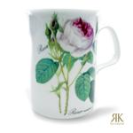 Becher mit einer Rose Redoute Rose 250ml Roy Kirkham