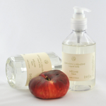 Pfirsich Flüssigseife Savonnerie de Bormes 250 ml