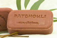 Patchouli Naturseife Savonnerie de Bormes Provence 100g