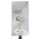 Coconut Cream Fun Day Gesichtsmaske Iroha Nature