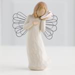 Engel Ich denke an Dich Angel Thinking Of You Schutzengel von Willow Tree