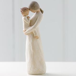 Zärtlichkeit Tenderness Figur von Willow Tree
