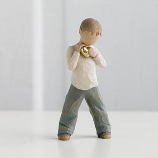 Warmherzigkeit Heart of Gold Figur von Willow Tree