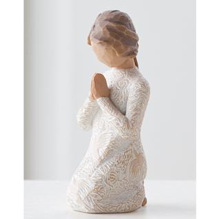 Gebet des Friedens Prayer of Peace Figur von Willow Tree