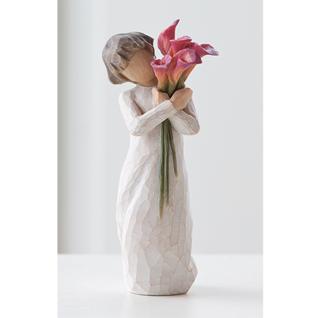 Blütezeit Bloom Figur von Willow Tree