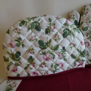 Tea Cosy Redoute Rose Roy Kirkham 34x24cm
