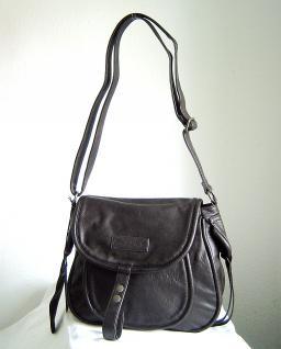 Tasche Schultertasche Shopper Bag Magdalena Boston Brown Fritzi aus Preußen