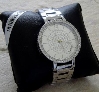 Dyrberg Kern Traumhafte Schmuck-Uhr ATELIER S / CRYSTAL