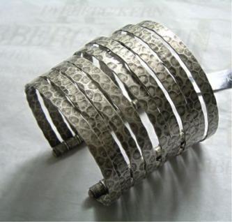 Dyrberg Kern Armband Este antique silver