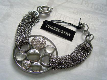 Dyrberg Kern Armband Sino Ss / Crystal Image Item - Vorschau