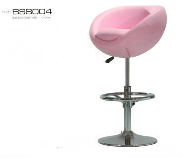 Ladies Barstuhl Barhocker Stuhl Küche Frühstücksbar pink oder rot