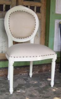 Wunderschöner Stuhl Stühle Polsterstuhl Mahagoni Hammerpreis - Vorschau
