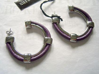 Traumhaft! Creolen Bidae SS / Purple Dyrberg Kern - Vorschau