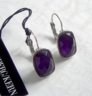 Ohrhänger Lewa SS /Purple von Dyrberg Kern