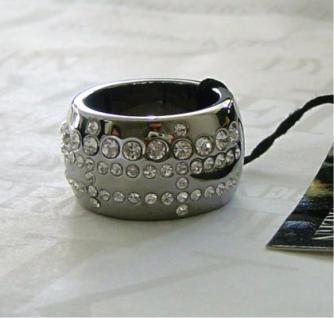 Dyrberg Kern Ring Brodie SS / Crystal - Vorschau