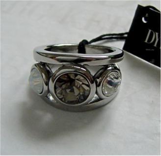 Dyrberg Kern Ring Teodora SS / Grey Mix Gr. 4 = 19 mm Innendurchmesser
