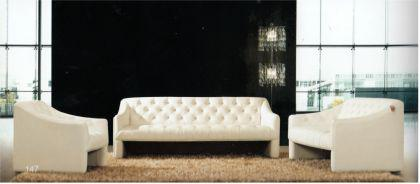 Leder Couch / Designer Couch 1er italy Leather 1