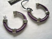 Traumhaft! Creolen Bidae SS / Purple Dyrberg Kern