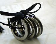 Dyrberg Kern Ring Beaton SS / Black
