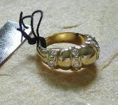 Dyrberg Kern Ring VITTORIA SG / CRYSTAL