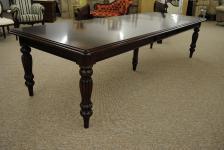 Tisch Esstisch Mahagoni Louis Stil riesig lang 330