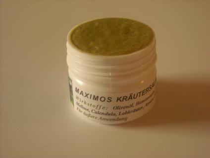 Maximos Kräutersalbe (50 ml) - Vorschau