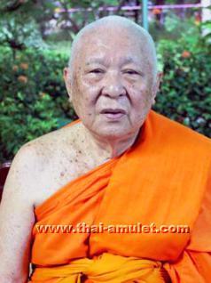 Magisches Lhood Nam Man Yai Jahn Yahn Hua Dschai Manut Chai Ying Thai Amulett des ehrwürdigen Luang Phu Lham Siri Thammo (Phra Siri Thammarat), Abt des Wat Samakkie Tham in Bangkok, Thailand. - Vorschau 5