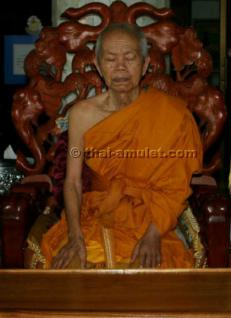 Luang Pho Koon Thai Amulett Ruun Koon 84 - Vorschau 3