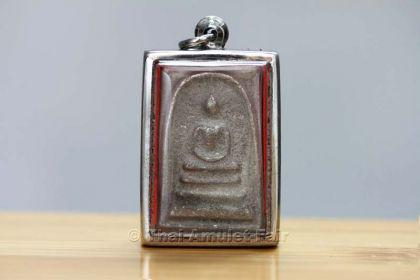 Phra Somdej Wat Rakhang Thai Buddha Amulett 2003 - Vorschau 3