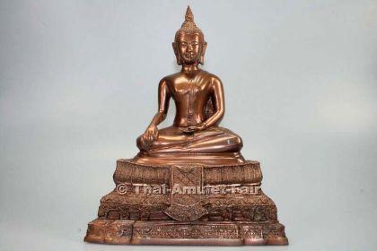 Thai Buddha Statue Luang Pho Wat Rai Khing