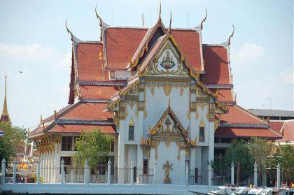 Phra Somdej Wat Rakhang Thai Buddha Amulett 2003 - Vorschau 5