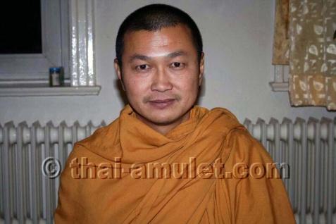 Thai Amulett Phaa Yahn Jatukam Ramathep - Vorschau 2
