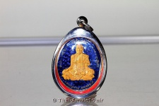 Luang Phu Kambu Thai Amulett Charoen Porn Longya Sii Fhaa Runn Gamagan
