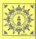 Thai Amulett Phaa Yahn Jatukam Ramathep