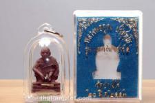 Luang Pho Khun Pong Loo Fang Takrut Thai Amulett