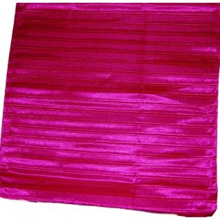 2 x Kissenbezug Kissenhülle 40 x 40 pink - Vorschau 2