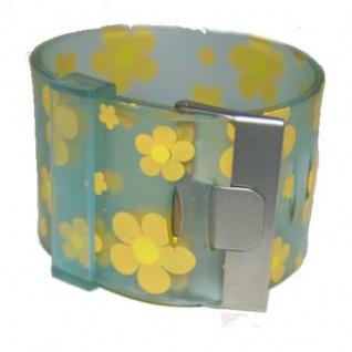 TRENDY 20 Armbänder Armband Kunststoff 4 Designs - Vorschau 2