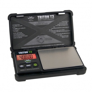 MyWeigh Triton T3 Feinwaage 400 g - 0, 01 g Münzwaage Goldwaage Präzisionswaage