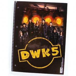 Die wilden Kerle 5 DWK 5 Collegeblock DIN A4 kariert