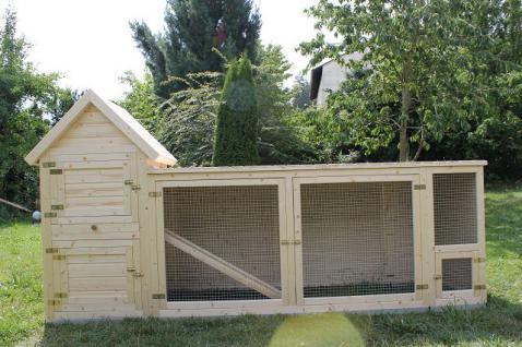Kleinntiervilla ein Traum für Kaninchen & Co - Vorschau 2