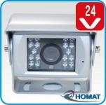 Rückfahrkamera 24V für Snooper S7000, S8000