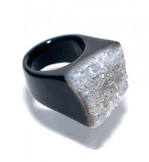 Ring Achat Größe 57
