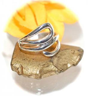 Ring Silber Größe 17