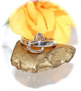 Ring Silber Größe 16