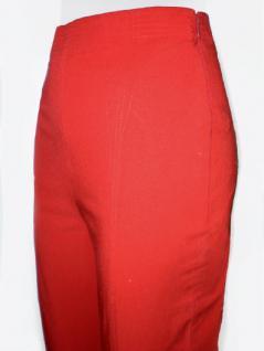 Blacky Dress Leggings in rot - Vorschau 3