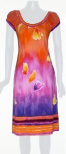 Didier Parakian Kleid farbenfroh